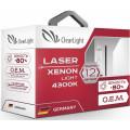 Лампа ксеноновая Clearlight Xenon laser light +80% 4300К D2R