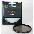 Hoya PL-CIR HD - 58mm