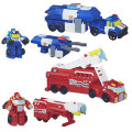 Playskool Heroes Трансформеры Спасатели: Машинки-спасатели Hasbro B4951