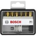 Набор бит Bosch Robust Line Max Grip Ph/Pz/Tx 25 мм, 12 шт. (2.607.002.577)  Ph/Pz/Tx, 25мм, 12шт. +