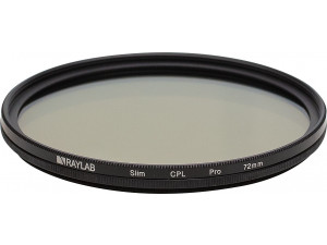 Фильтр поляризационный RayLab CPL Slim Pro 72mm