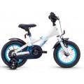 "Велосипед Scool XXlite 12"" steel Белый (3029)"