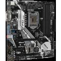 Материнская плата Asrock B365M PRO4-F Soc-1151v2 Intel B365 4xDDR4 mATX AC`97 8ch(7.1) GbLAN+VGA+DVI+HDMI Уценка 1A01