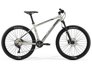 "Велосипед Merida Big Seven 500 SilkTitan/Silver (Black) 2019 S(15"")(75113)"