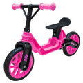Hobby bike Magestic - детский беговел Pink black