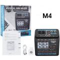 Многофункциональный аудиомикшер F11644, Type M4