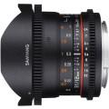 Samyang 12mm T3.1 VDSLR Canon EF