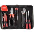 Набор инструментов Hammer Flex 601-035 9 пр.  в пенале