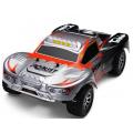 Автомобиль гоночный Wltoys A969 4 WD, оранжевый