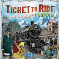 Hobby World Ticket to Ride Европа (3-е рус. изд.)