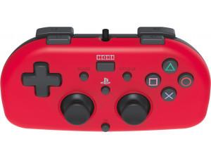 Геймпад Hori Horipad Mini, красный (PS4-101E)