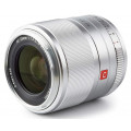 Объектив Viltrox XF 33mm f/1.4 для Fujifilm X серебро