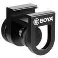 "Крепление Boya BY-C12 на телефон с разъемом типа ""башмак"""