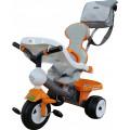 Велосипед Coloma Y Pastor 3-х колёсный Дидактик с игровой панелью, ручкой, ремешком, чехлом и сумкой (Колеса пластмассовые)