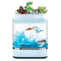 Аквариум XIAOMI Geometry Lazy Fish Tank Aquaponics Mini HF-JHYG005