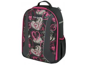 Herlitz Be.Bag Airgo - детский рюкзак Hearts, без наполнения
