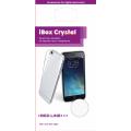 Чехол для смартфона Xiami Mi5c Silicone iBox Crystal (прозрачный), Redline