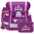 Набор: ранец Belmil Classy Little Princess, мешок для обуви и пенал без наполнения