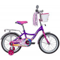 "Велосипед 16"", LITTLE GIRLZZ, фиолетовый 167GIRLZZ.VL9"