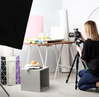 Обустройство студии для фото и видеосъемки: постоянный свет