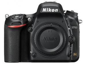 Зеркальный фотоаппарат Nikon D750 Body Уценка 5589