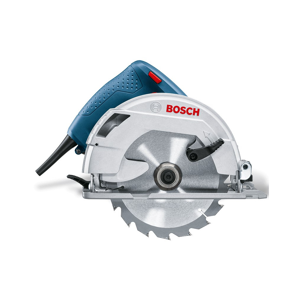 Пила циркулярная (дисковая) Bosch GKS 600 1200Вт (ручная)