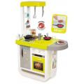 Smoby Кухня электронная Cherry, желтая