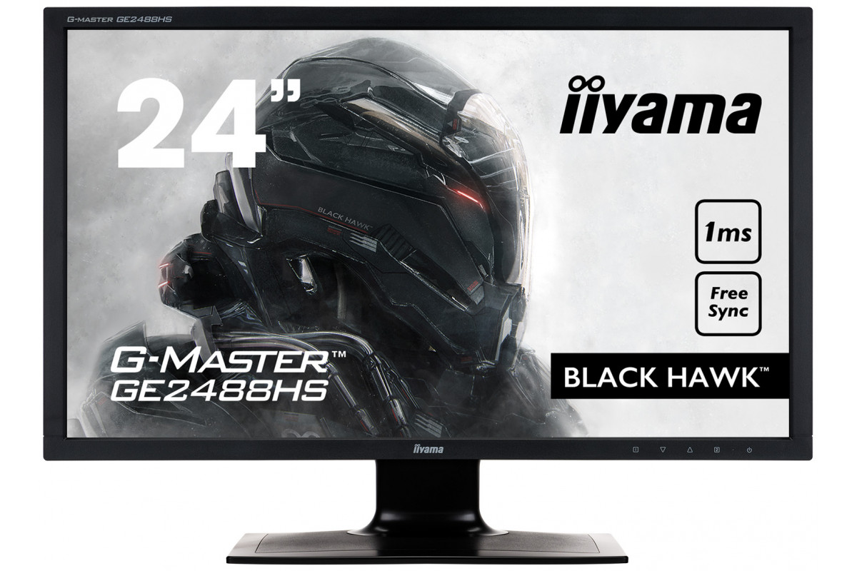 Монитор Iiyama 24'' GE2488HS-B2