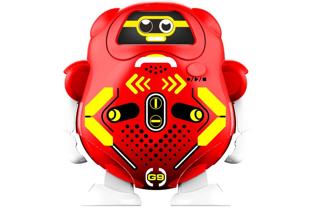 Silverlit Робот Токибот красный