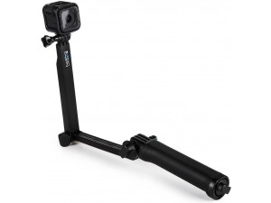 Монопод-штатив GoPro AFAEM-001 (3-Way Mount - Grip/Arm/Tripod)