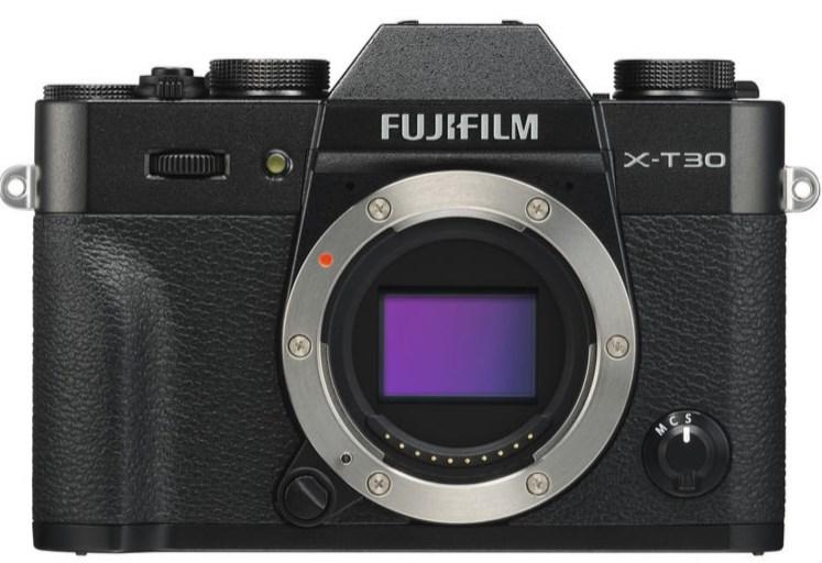 Фотоаппарат Fujifilm X-T30 Body черный
