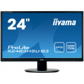 Монитор Iiyama 23.8'' X2483HSU-B3 черный