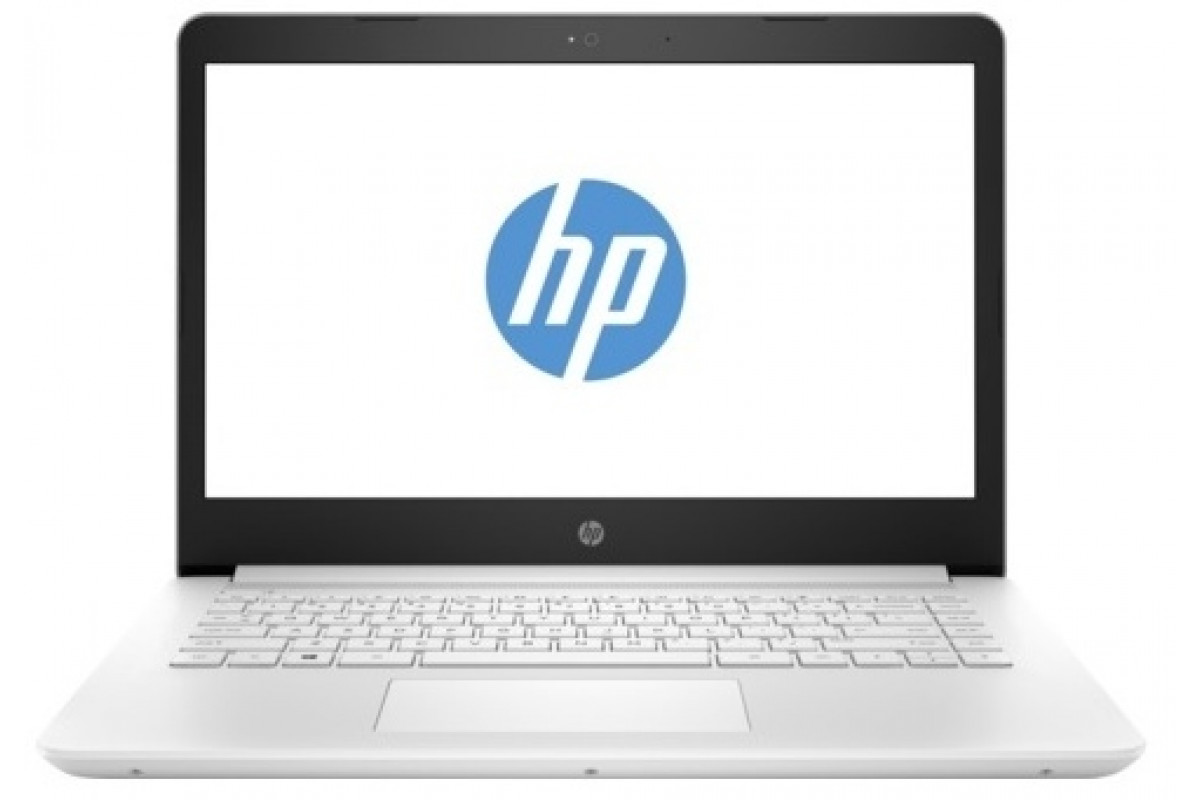 "Ноутбук HP 14-bp014ur <1ZJ50EA> i7-7500U(2.7)/6Gb/1TB+128Gb SSD/14.0"" FHD IPS/AMD 530 2GB/no ODD/Cam HD/Win10 (White)"