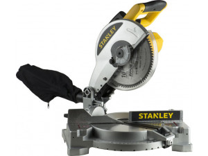 Пила торцовочная Stanley STSM1510-B9  1500Вт 255мм