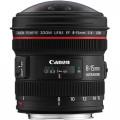 Canon 8-15 4.0 L Fisheye USM