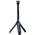 Монопод-штатив Bakeey для спортивных камер GoPro, черный