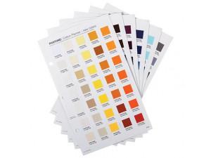 Цветовой справочник Pantone FHI Cotton Planner Supplement (210 Colors)