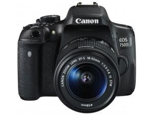 Зеркальный фотоаппарат Canon EOS 750D kit 18-55 IS STM X3504