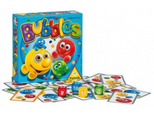 Piatnik Веселые пузырьки - настольная игра