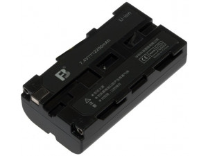 Аккумулятор Fujimi NP-F570 2200 mAh для видеокамер Sony/видеосвета