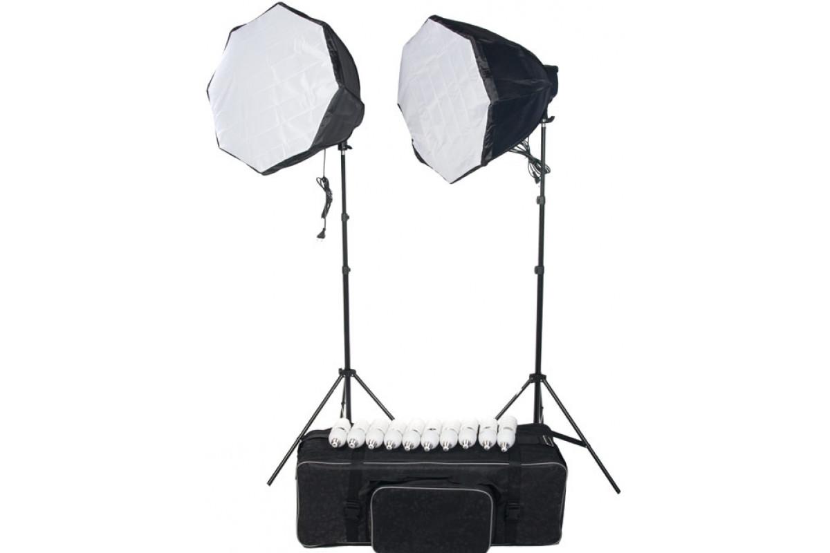 Комплект постоянного света Fancier FAN-WTD люминисцентный