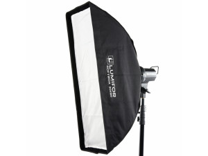 Стрипбокс Lumifor LS-3090 ULTRA, 30х90см с адаптером Bowens