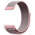 Нейлоновый ремешок для часов Xiaomi Watch, розовый, 22 мм