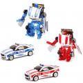 Трансформер Робот-Машина Космобот, металл, в ассортименте 870289