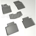 Коврики в салон резиновые с высоким бортом Seintex для  VOLVO S 90 II/ V 90 II 2016-н.в, 88568