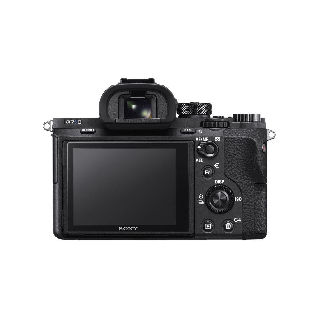 Фотоаппарат Sony Alpha A7S Mark II Body (