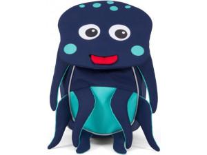 Рюкзак детский Affenzahn Oliver Octopus синий