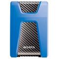 "Внешний жесткий диск A-Data USB 3.1 1Tb AHD650-1TU31-CBL HD650 DashDrive Durable 2.5"" синий"