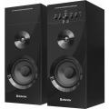Акустическая 2.0 система Mercury 60 BT 60Вт, Bluetooth, Karaoke, 230В