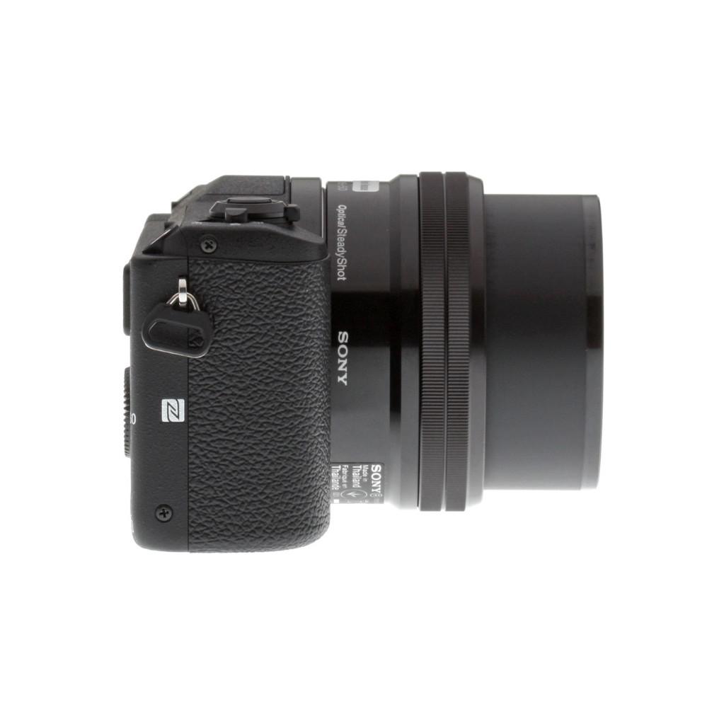 Фотоаппарат Sony Alpha A5100 Kit 16-50 f/3.5-5.6 OSS черный (